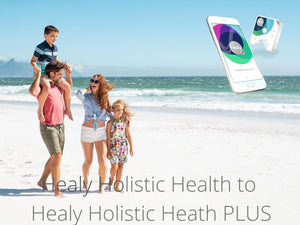 Healy Upgrade - from Healy Holistic Health to Holistic Health Plus - newearthstore