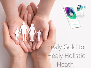 Healy Upgrade - from Healy Gold to Healy Holistic Health - newearthstore
