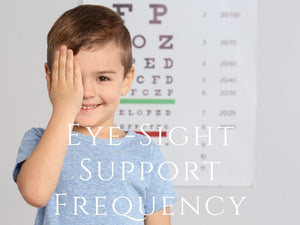 Frequency - Eye Sight Support Program <BR> 視力支援支援 - newearthstore