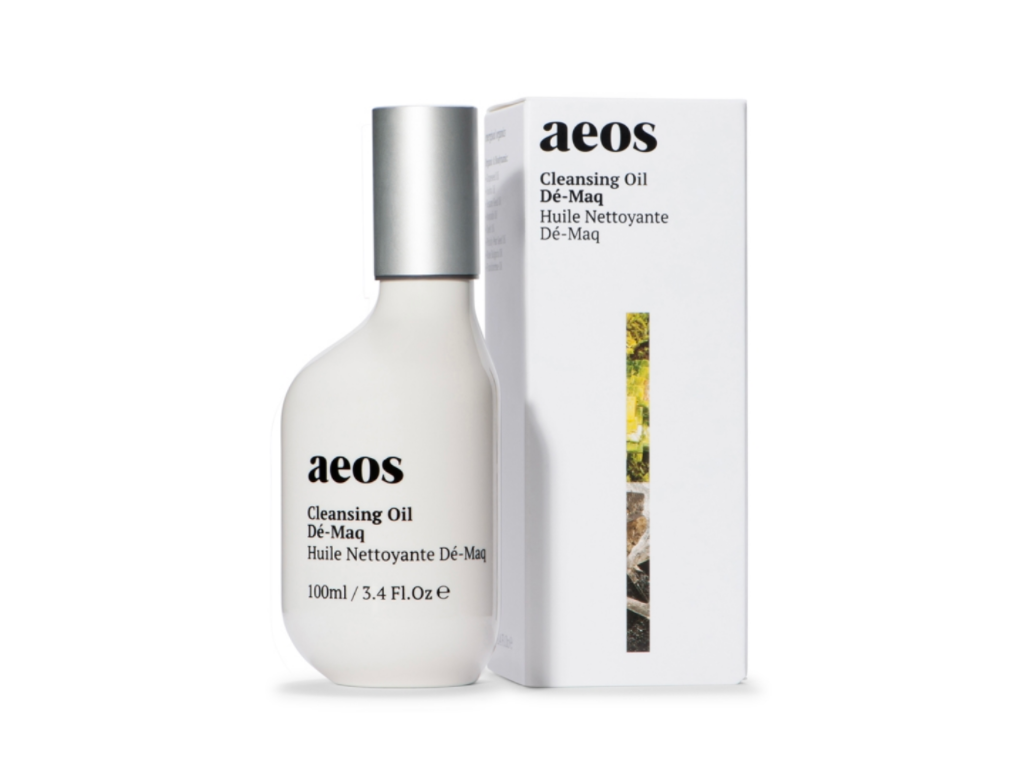 AEOS Cleansing Oil dé-Maq<BR>潔淨肌膚卸妝油 100ml - newearthstore