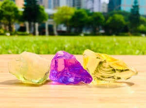 Andaras - Solaris & Cosmic Heart Abundance Activation Set <BR>  太陽之火及宇宙之心豐盛啟動組合 46grams - newearthstore