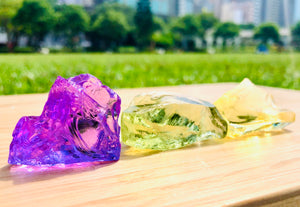 Andaras - Solaris & Cosmic Heart Abundance Activation Set 2 <BR>  太陽之火及宇宙之心豐盛啟動組合 65grams - newearthstore