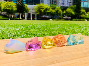 Andara - Angelic Lemurian Three Fold Flame Activation Set <BR> 天使拉姆尼亞神聖三火焰啟動 110grams - newearthstore