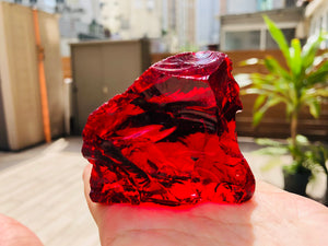 Andara - Divine Fire/Sacred/Ruby Red<BR> 神聖之火/神聖的/紅寶石 148grams - newearthstore