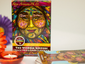 Wisdom Keepers Oracle Deck <BR> 智慧守護者塔羅牌 - newearthstore