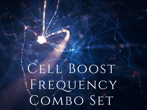 Frequency - Cell Boost Pandemic Immune Combo <BR> 細胞增強免疫兩個頻率組合 - newearthstore