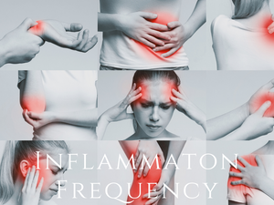 Frequency - Inflammation Support <BR> 發炎支援頻率程式 - newearthstore