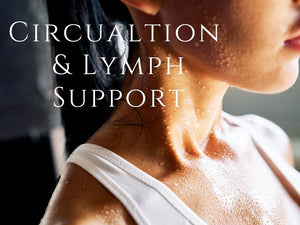 Frequency - Circulation & Lymph Program <BR> Nuno Nina 設計循環和淋巴支持程式 - newearthstore