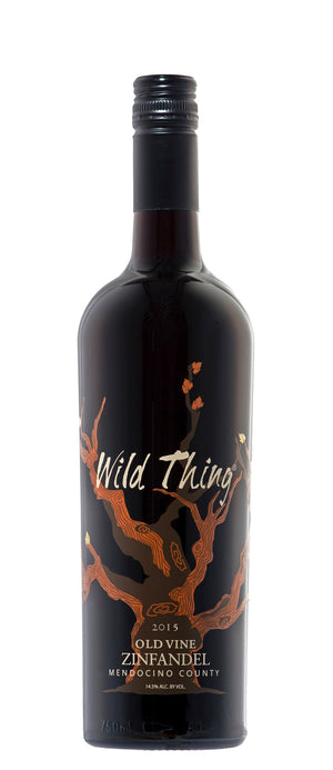 2015 Wild Things from Carol Shelton (The queen of Zinfandel) - Sold by The Wine Lot Singapore