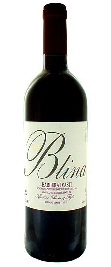 "2017 Blina"" Barbera d'Asti - Agostino Pavia - Buy at www.thewinelot.sg"