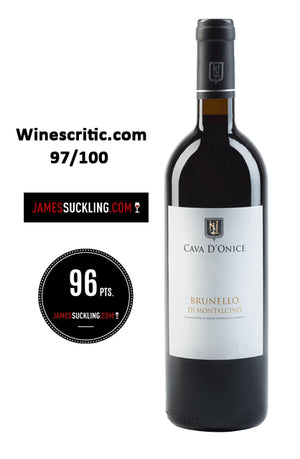 Cava D'onice Brunello 2015 - Buy at www.thewinelot.sg