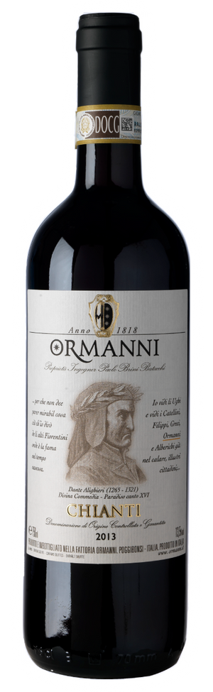 2016 Chianti BIO Ormanni - Buy from The Wine Lot Singapore