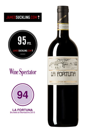 La Fortuna - Brunello 2015 - Buy at www.thewinelot.sg