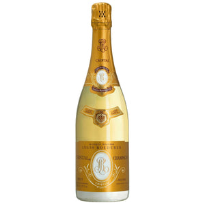 Cristal Brut Champagne (Millésimé) 2008 - 100 Points by James Suckling - Buy at www.thewinelot.sg
