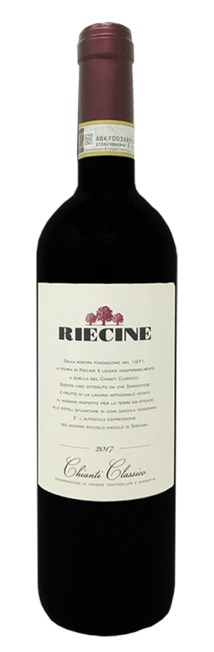 2018 Chianti Classico DOCG Riecine - Buy from The Wine Lot Singapore - www.thewinelot.sg