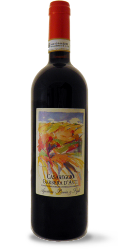 2017 CASAREGGIO BARBERA D'ASTI AGOSTINO PAVIA - Buy from The Wine Lot Singapore - www.thewinelot.sg