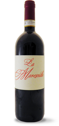"2016 ""La Marescialla BARBERA D'ASTI DOCG - Sold by The Wine Lot Singapore"