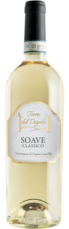 2018 Soave Classico DOC Terre Del Dogado - Buy from The Wine Lot Singapore - www.thewinelot.sg