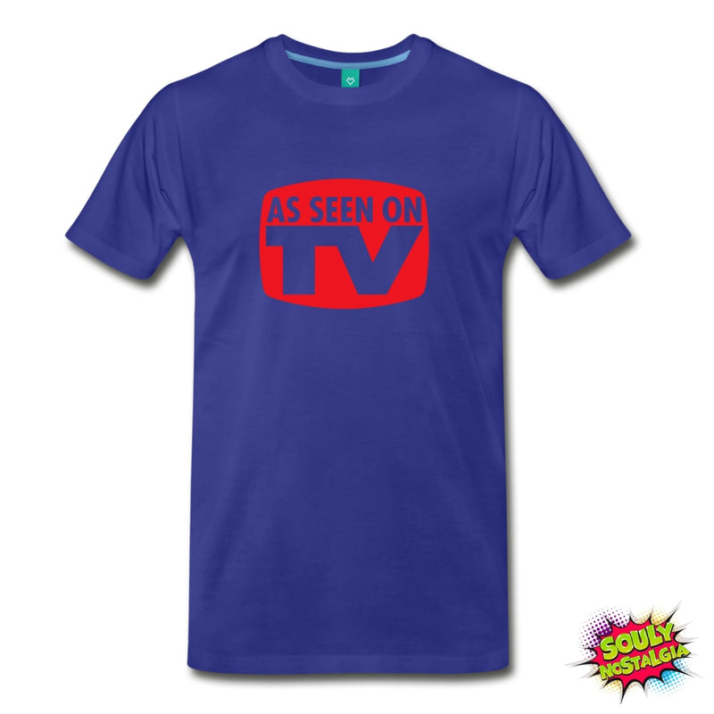 As Seen On TV T-Shirt - Souly Nostalgia