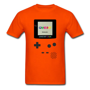 Game Boy Color T-Shirt - Souly Nostalgia