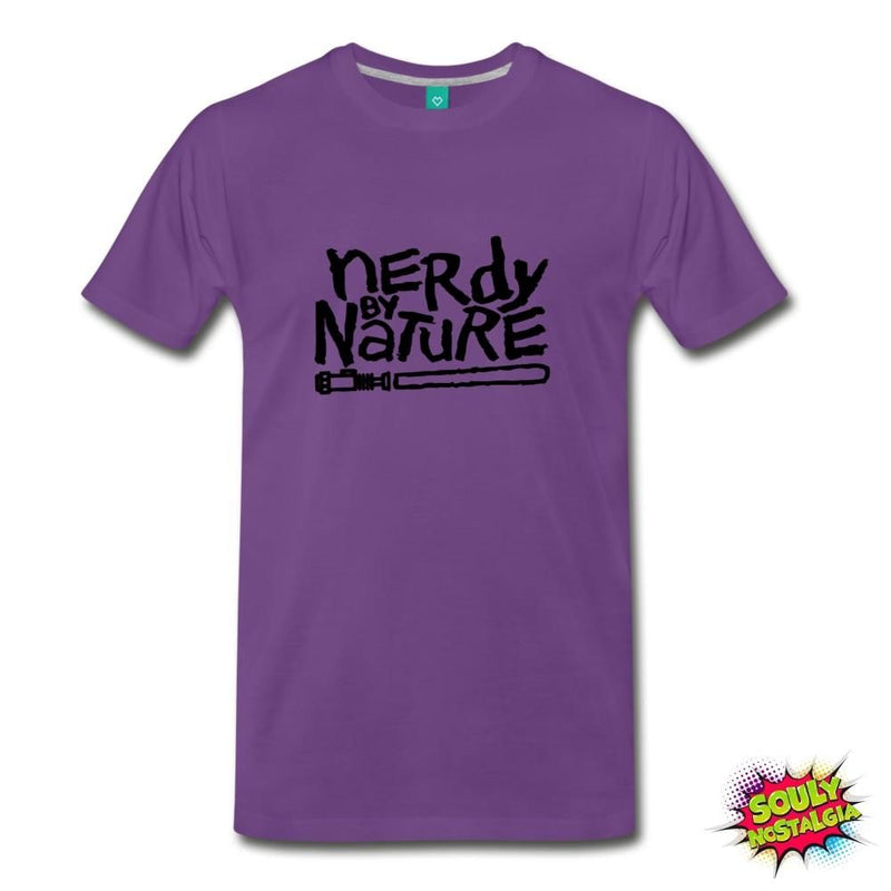 Nerdy By Nature T-Shirt - Souly Nostalgia
