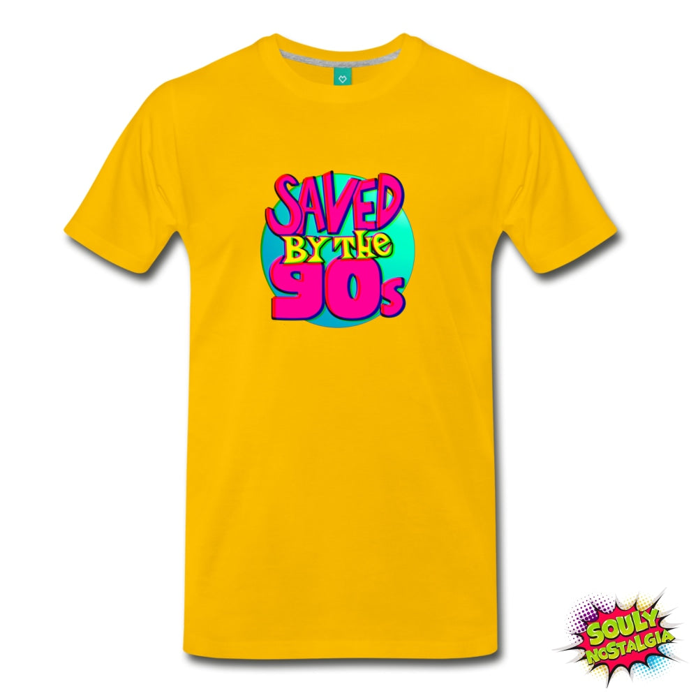 Saved By The '90s T-Shirt - Souly Nostalgia