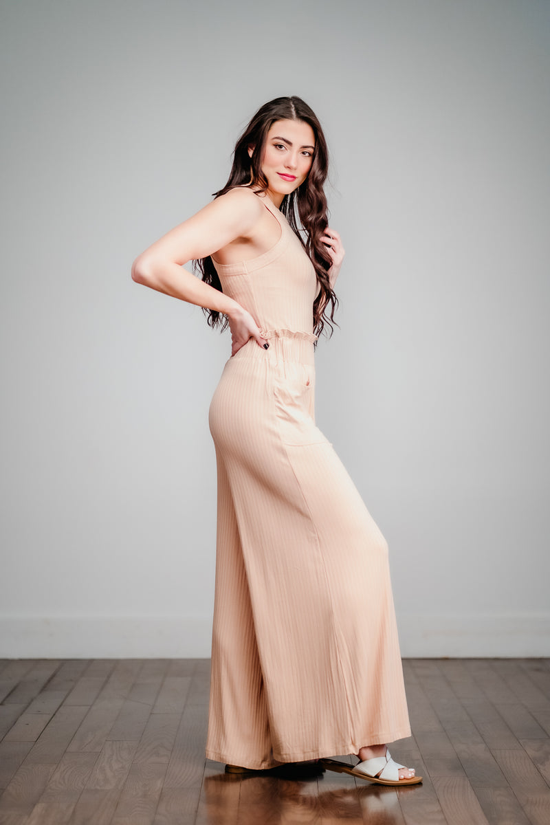 Free People Serenity Blissed Out Wide Leg