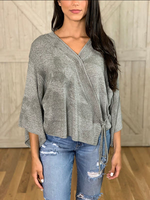 Wrap Sweater