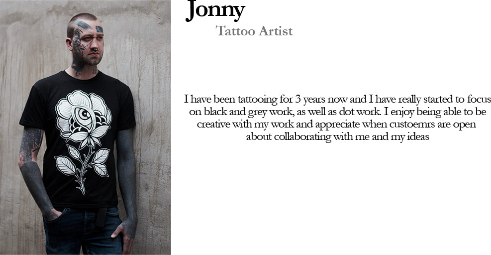 Jonny Tattoo Artist Manhattan Ink Bio