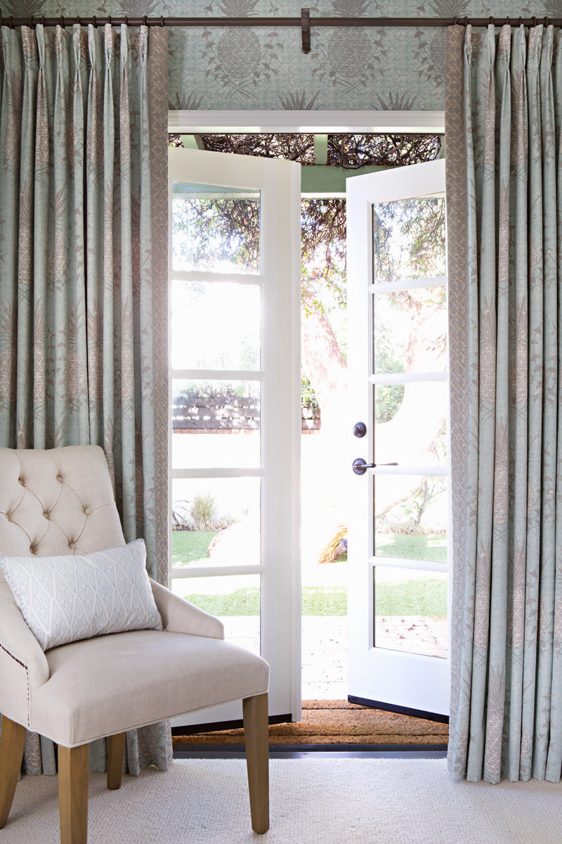 Interiors by Sharon Lee, Featured in House Beautiful, Photo by Karyn Millet