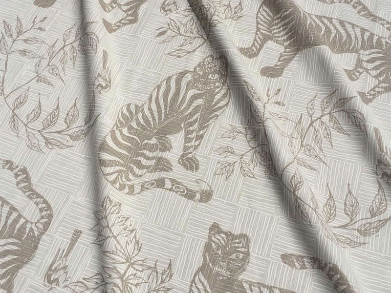 Tiger & Magpie Fabric in Dune