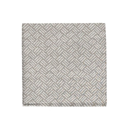 Basketweave Napkins in Dune, Set of 4