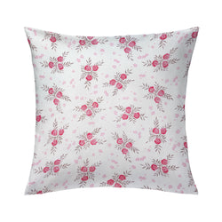 Pomegranate Pillow in Strawberry