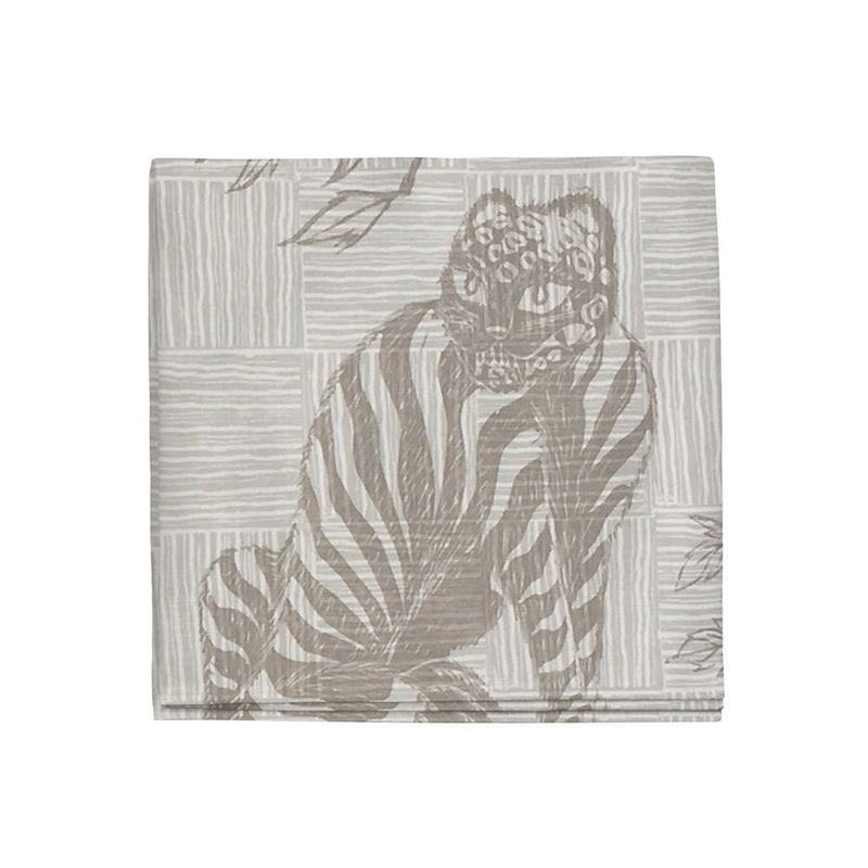 Tiger & Magpie Napkins in Dune, Set of 4