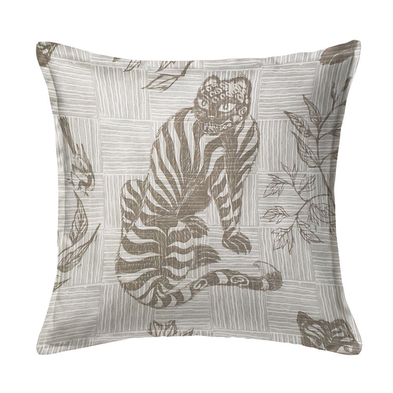 Tiger & Magpie Pillow in Dune