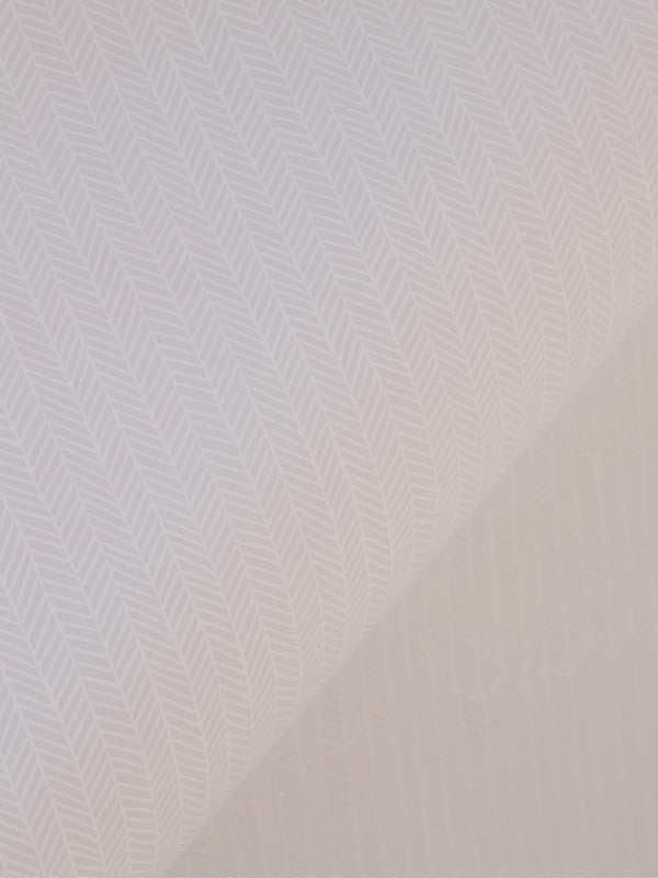 Herringbone Wallpaper in Dune