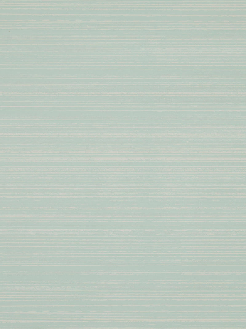 Painted Strie Wallpaper in Mint