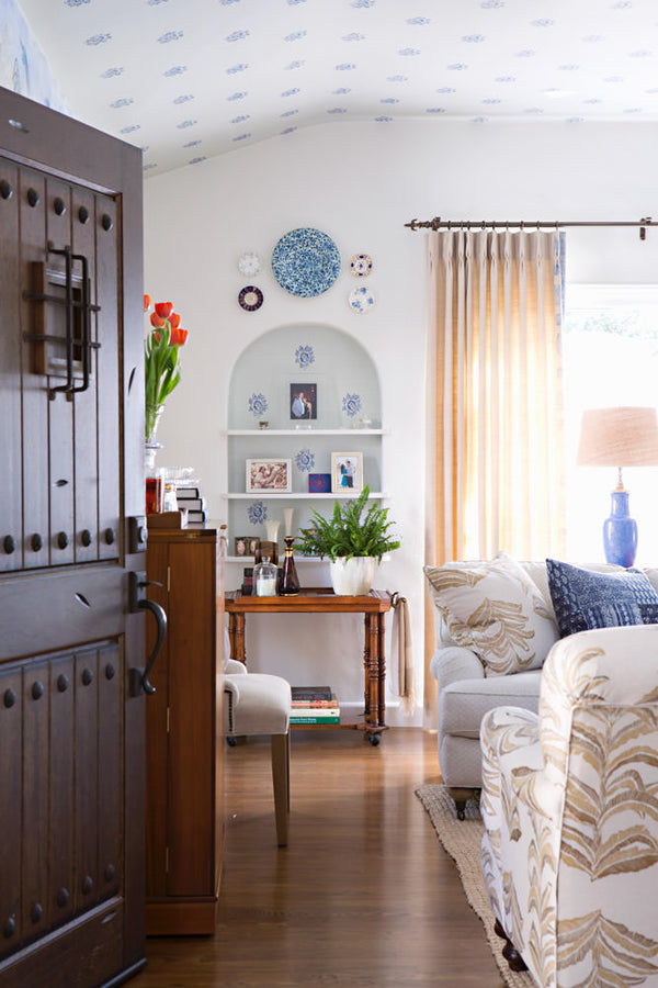 Interiors by Sharon Lee, Photo by Karyn Millet