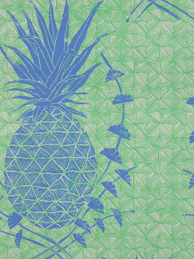 Royal Pineapple Wallpaper in Chandler