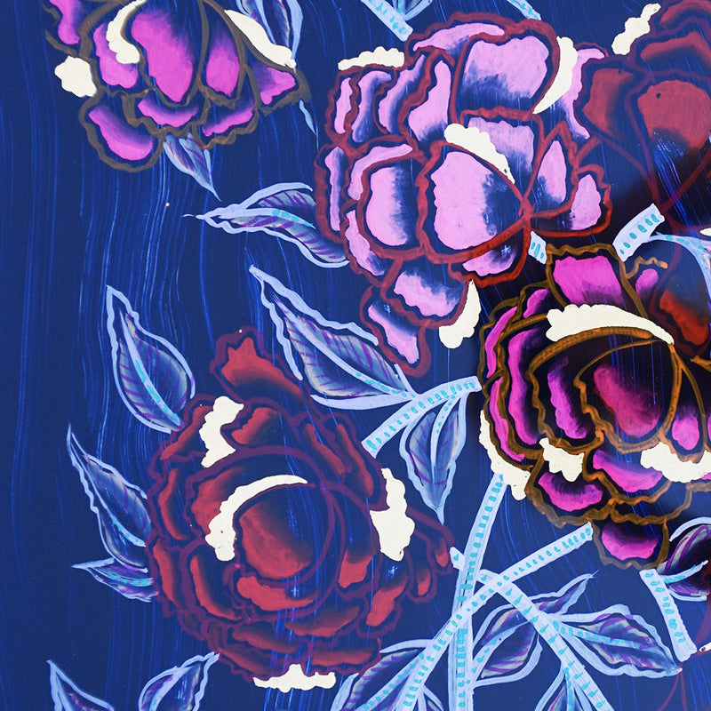Night Peonies