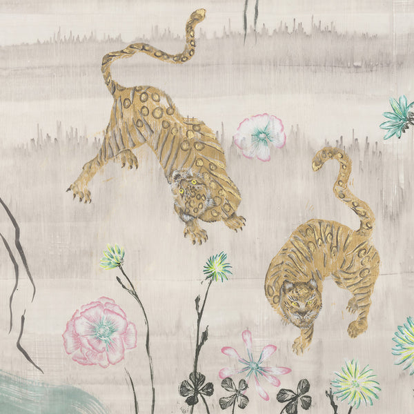 Tigers and Wildflowers