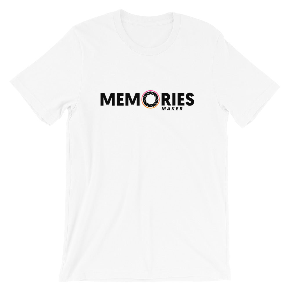 T-Shirt MEMORIES MAKER - Jetmindset