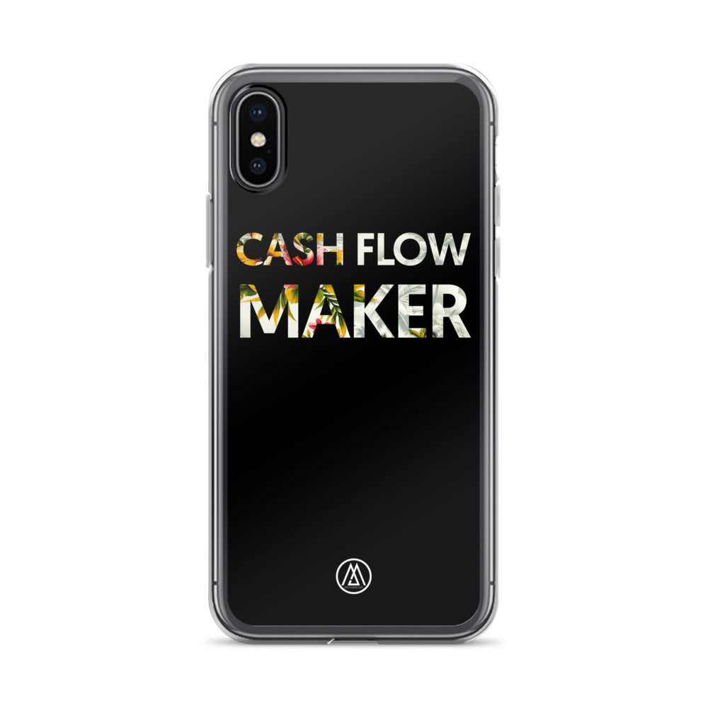 Coque iPhone X Cashflow Maker