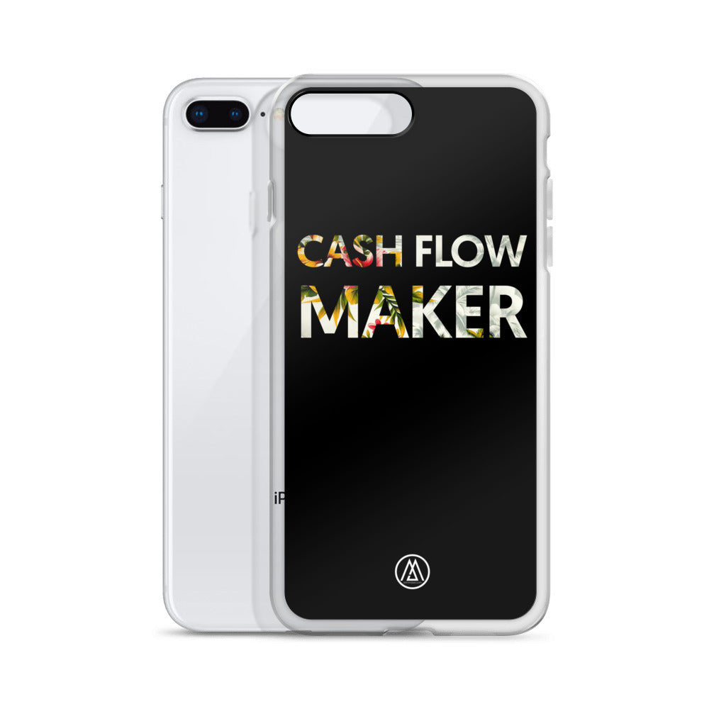 Coque iPhone 8 plus Cashflow Maker by Jetmindset