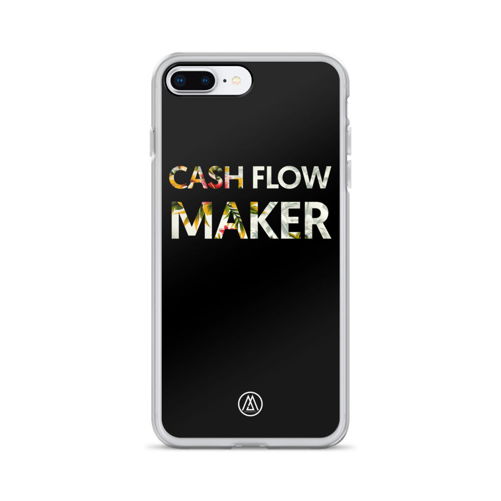Coque iPhone 8 Cashflow Maker by Jetmindset