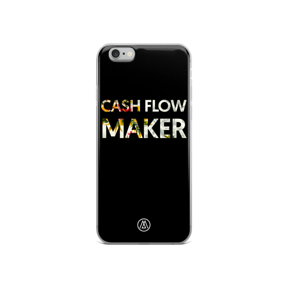 Coque iPhone 7 Cashflow Maker by Jetmindset