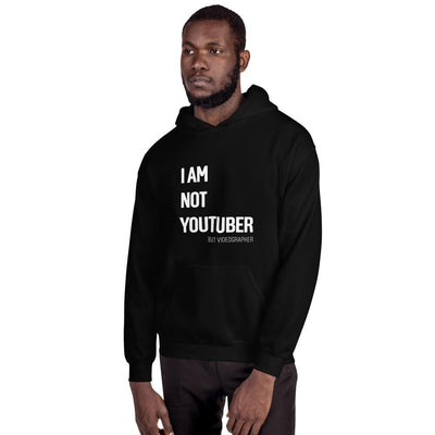 Hoodie I AM NOT YOUTUBER