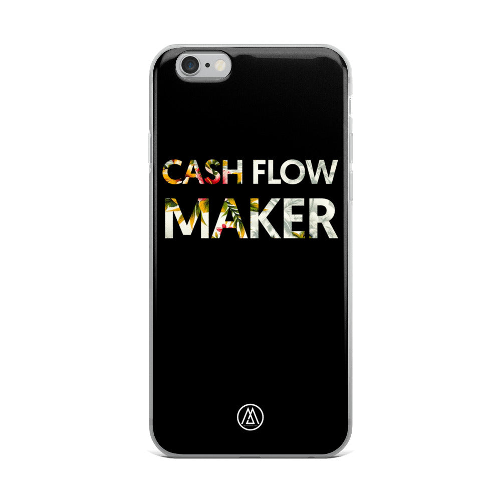 Coque iPhone 7 plus Cashflow Maker by Jetmindset