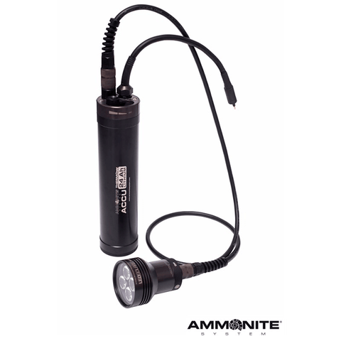 AMMONITE SYSTEM SET LED SOLARIS. DIVE LINE STORE