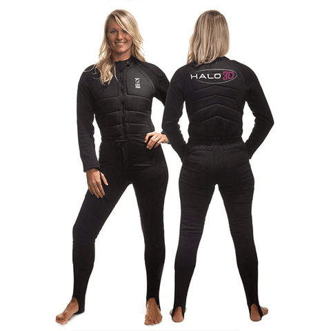 FOURTH ELEMENT HALO 3D WOMEN'S. Dive Line Store